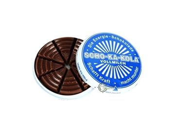 Εικόνα της Σοκολάτα Γάλακτος Scho-Ka-Kola Με Kαφεΐνη 100 g