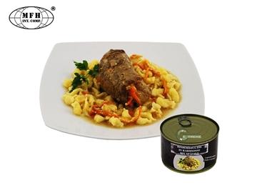 Εικόνα της MFH Έτοιμο Γεύμα Σε Κονσέρβα Ρολό Μοσχαριού Με Noodles 400γρ