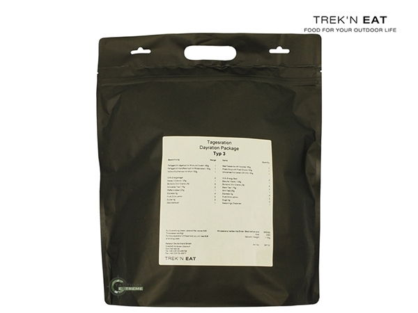 Picture of Trek'n Eat Daily Ration Type III With Hunter's Pot And Potato Stew