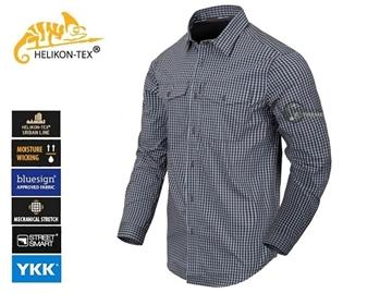 Εικόνα της Πουκάμισο Helikon Covert Concealed Carry Shirt Phantom Grey Checkered