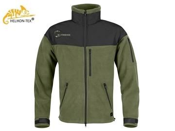 Εικόνα της Fleece Jacket Helikon Classic Army Olive Green Black