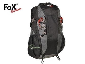 Εικόνα της Σακίδιο Πεζοπορίας Fox Outdoor Backpack Arber 30 Grey Black