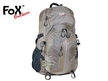 Εικόνα της Σακίδιο Πεζοπορίας Fox Outdoor Backpack Arber 40 Grey