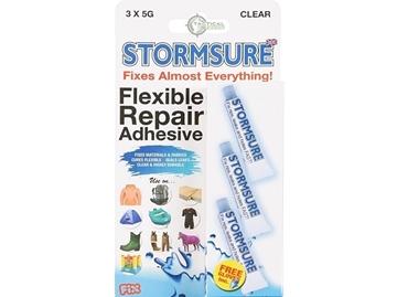 Εικόνα της Stormsure Flexible Repair Adhesive 3 x 5g