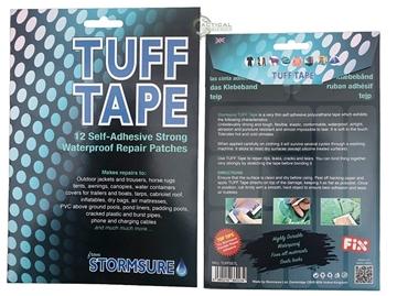 Εικόνα της Σετ Επισκευής Stormsure Tuff Tape Patch Set Large