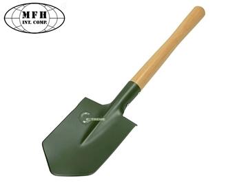 Εικόνα της Φτυάρι Λαδί Spade Wooden Handle Extra Stable
