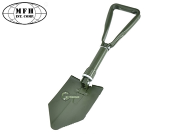 Εικόνα της Πτυσσόμενο Φτυάρι Σκαπάνη Shovel Folding Spade Λαδί