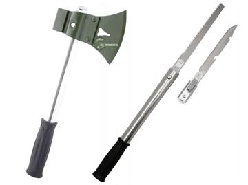 Εικόνα της Пολυλειτουργικό Φτυαράκι Σετ 6 in 1 Folding Shovel Set