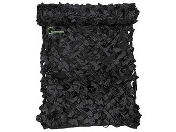 Εικόνα της Δίχτυ Σκίασης & Καμουφλάζ Μαύρο Basic 3 x 2m