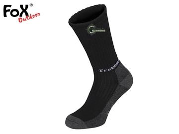 Εικόνα της Κάλτσες Πεζοπορίας Lusen Trekking Socks Μαύρες