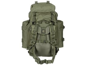 Εικόνα της Σακίδιο Πλάτης Backpack Mountain 100L Λαδί