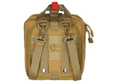 Εικόνα της Τσαντάκι First Aid Pouch Large Molle Coyote Tan