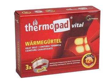 Εικόνα της Ζώνη Θερμότητας 3 τεμ. Thermopad Heat Belt