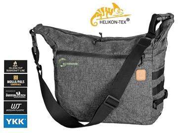 Εικόνα της Τσάντα Helikon Bushcraft Satchel Bag Melange Black-Grey