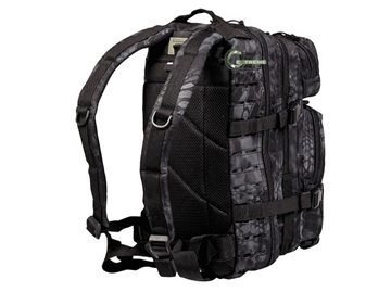 Εικόνα της Σακίδιο πλάτης Mil-Tec Backpack Assault Laser Cut 20L Mandra Night