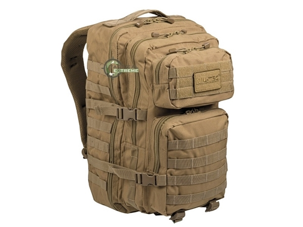 Picture of Σακίδιο πλάτης 36L Backpack Mil-Tec Army Patrol Assault II Coyote
