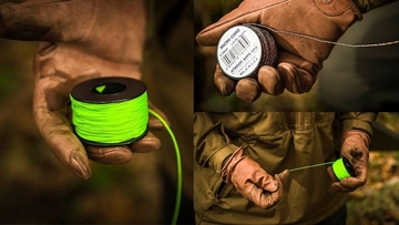 Εικόνα της Νήμα Micro Cord 37.5m Olive Drab