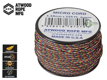 Εικόνα της Νήμα Micro Cord 37.5m Dark Stripes