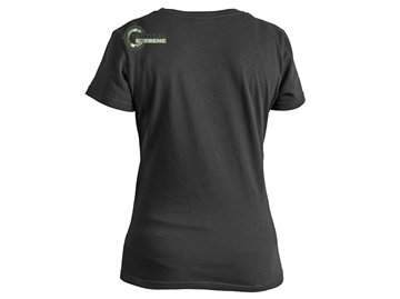 Εικόνα της Γυναικείο T-Shirt Βαμβακερό Μαύρο Helikon