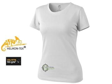 Εικόνα της Γυναικείο T-Shirt Βαμβακερό White Helikon