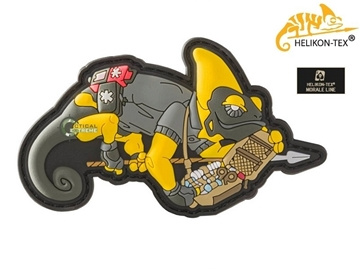 Εικόνα της Velcro Patch Chameleon Medical Exclusive Yellow