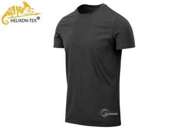 Εικόνα της T-Shirt Slim Helikon Μαύρο