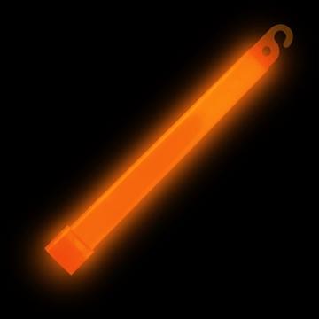 """Εικόνα της Πορτοκαλί Χημικό Φως Lightstick 6"""""""
