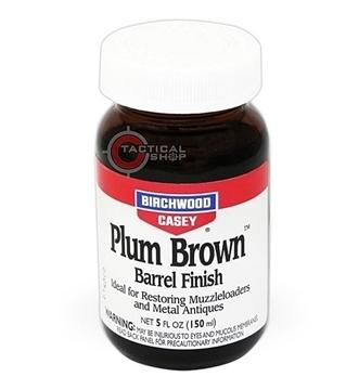 Εικόνα της Βαφή Κάννης Plum Brown Barrel Finish Birchwood Casey