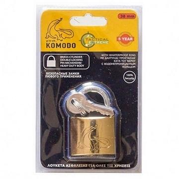 Εικόνα της Security Padlock 38mm 38GM