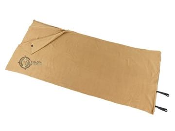 Εικόνα της Υπνόσακος Κουβέρτα Sleeping Bag Fleece Coyote