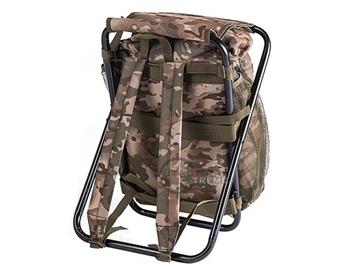 Εικόνα της Σακίδιο πλάτης με καρεκλάκι Multitarn Mil-tec Backpack with stoll 20L
