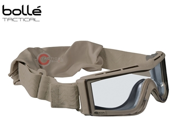 Εικόνα της Bolle Mask X810 Tactical Goggles Sand