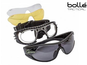 Εικόνα της Bollé Raider Kit Ballistic Tactical Glasses