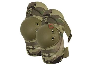 Εικόνα της Προστατευτικά Αγκώνα Mil-Tec Knee Pads Multitarn