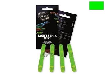 Εικόνα της Πράσινο Χημικό Φως Stick 4cm Lightstick 10 τεμ.