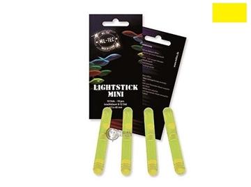 Εικόνα της Κίτρινο Χημικό Φως Stick 4cm Lightstick 10 τεμ.