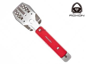 Εικόνα της Roxon Multi-tool MBT 4 in 1 Red Mini