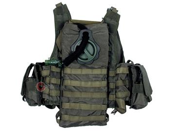 Εικόνα της Ranger Tactical Vest With Integrated Hydration System Olive