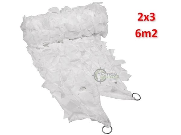 Picture of Δίχτυ Σκίασης & Καμουφλάζ Άσπρο 2x3m