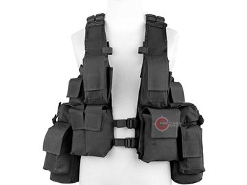 Εικόνα της South African Assault Tactical Vest Black