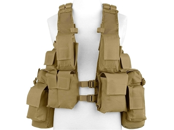 Εικόνα της South African Assault Tactical Vest Coyote Tan