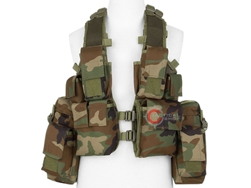 Εικόνα της South African Assault Tactical Vest Woodland