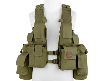 Εικόνα της South African Assault Tactical Vest US Multitarn