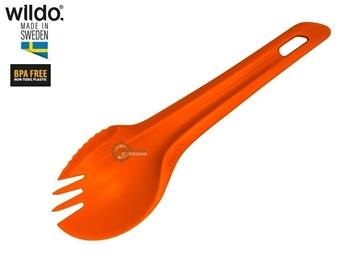 Εικόνα της Wildo Spork Κουταλομαχαιροπίρουνο Πορτοκαλί
