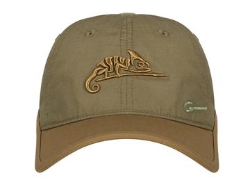 Εικόνα της Καπέλο Jockey Helikon Logo Cap Olive Green - Adaptive Green