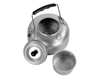 Εικόνα της Σετ Σκεύη Μαγειρικής Αλουμινίου Aluminium Camping Cook Set