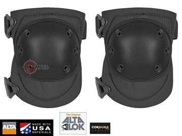 Εικόνα της Επιγονατίδες AltaPRO-S Tactical Knee Pads with Flexible Caps Black