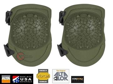 Εικόνα της Επιγονατίδες AltaFlex 360 Tactical Knee Pads Vibram Cap Olive