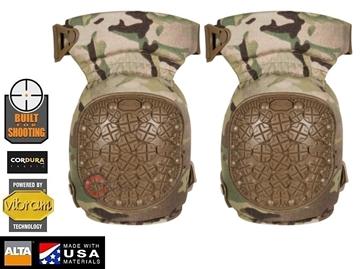 Εικόνα της Επιγονατίδες AltaContour 360 Tactical Knee Pads with Vibram MultiCam