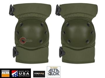 Εικόνα της Επιγονατίδες AltaContour Tactical Knee Pads with Flexible Caps Olive